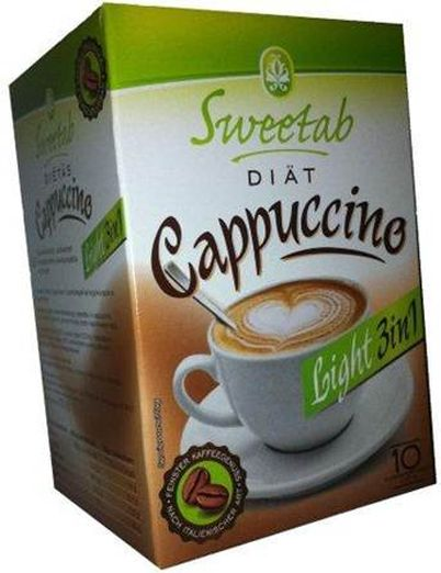 Sweetab Diet Cappuccino